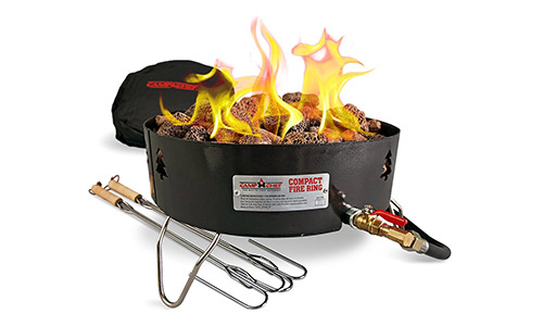 Camp Chef propane fire ring