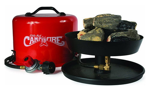 Little Camco Red Campfire