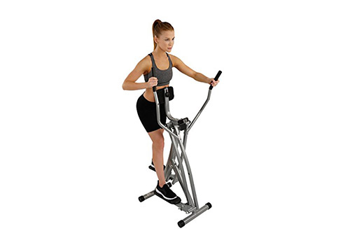 Air Walk Trainer Elliptical SF-E902 by Sunny Health & Fitness