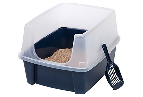 IRIS Cat Litter Box Kit