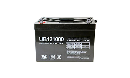 Universal Power Group Battery for Trolling Motor