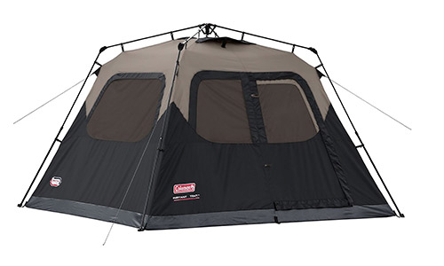 Coleman 6 Persons Instant Cabin