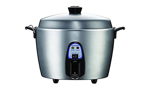 Tatung Multi-Functional Stainless Steel Rice Cooker