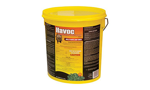 Havoc rats and mouse baits