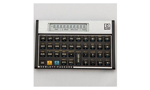 HP Scientific Calculator