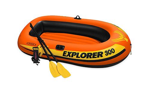 Intex Explorer 300 Inflatable Boat