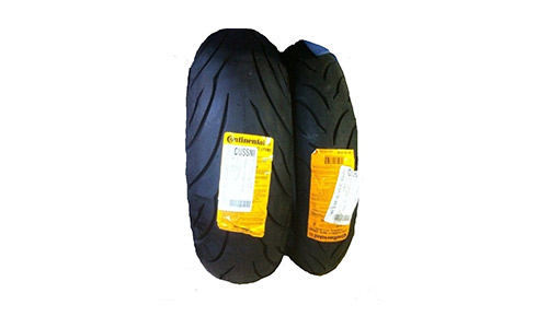 Continental Motion Tire Set