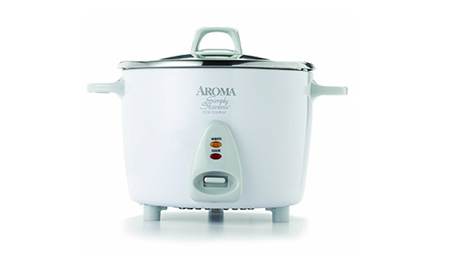 Aroma Housewares Simply Stainless Rice Cooker