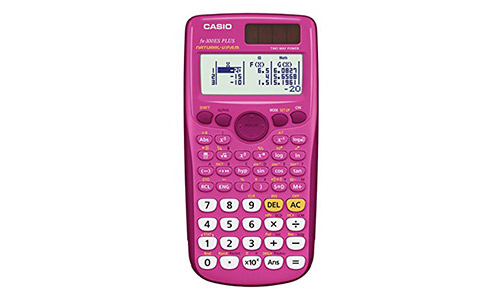 Casio PLUS Scientific Calculator