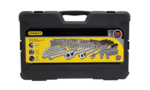 STANLEY STMT71654 201pc Mechanics Tool Set