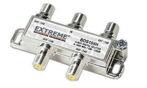 Extreme 4-way balanced HD