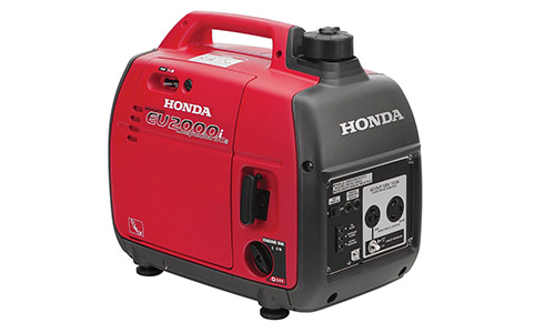Honda Super Quiet Portable Generator