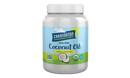 Carrington farm organic coconut oil