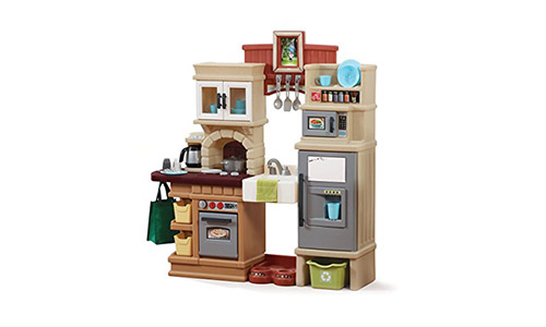 The Step2 Heart of the Home Kitchen Playset