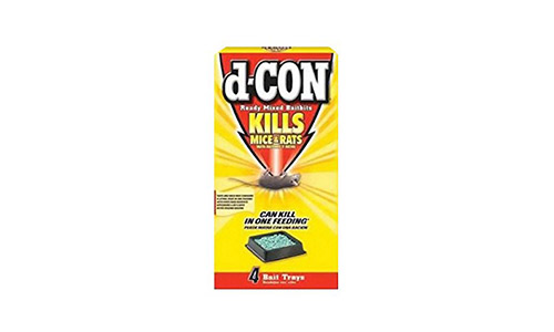 D-CON ready mix bait