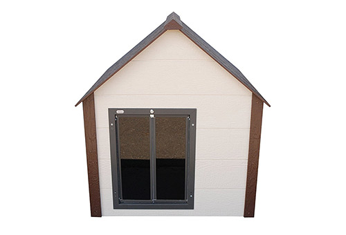 Climate Master Plus Insulated Dog House Extra Large by Northland