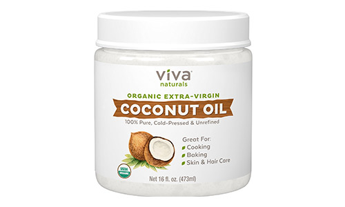 Viva natural organic extra virgin coconut oil