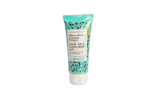Aroma Magic Sun Screen Gel