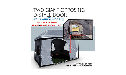 Standing Room Family Cabin Tent
