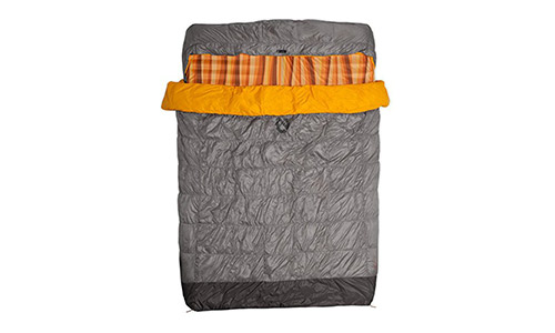 Nemo Tango Duo Slim 30-Degree 2-Person Down Sleeping Bag