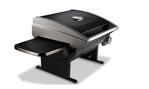 Cuisinart CGG-200B Portable Outdoor Tabletop Propane Gas Grill