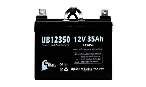 UpStart Battery Electric Trolling Motor Battery