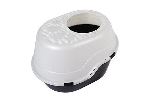 Favorite Hooded Cat Litter Box