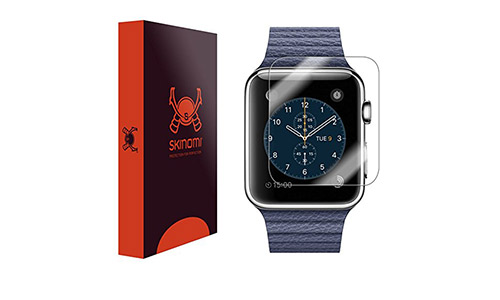 Skinomi Watch Series Screen Protector