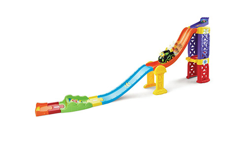 The VTech Smart Wheels 3-in-1 Launch and Play Raceway