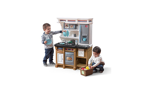 The Step2 Lifestyle Custom Kitchen Playset