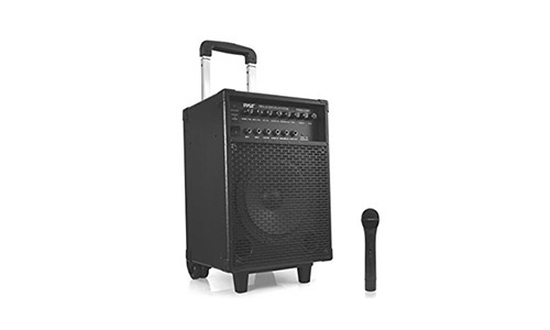 Pyle Portable PA Karaoke Speaker System
