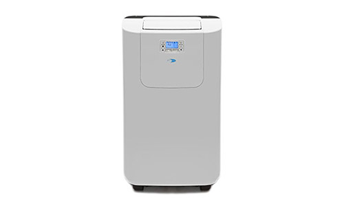 Whynter ARC-122DHP Elite 12000 BTU Dual Hose Digital Portable Air Conditioner with Heat and Drain Pump