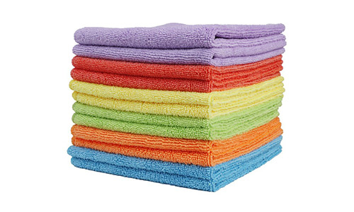 Clean Leader Microfiber Cleaning Cloths