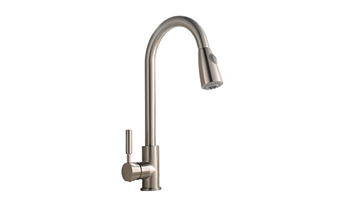 Comllen Single Handle Pull Down Kitchen Faucet
