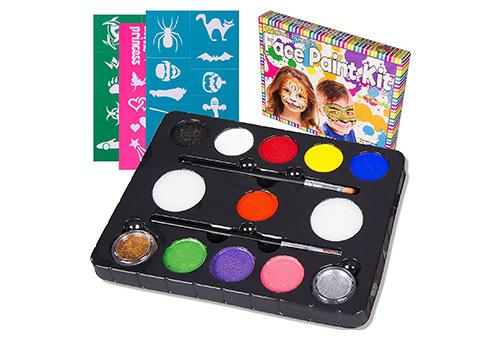 Bo Buggles Face Paint Kit