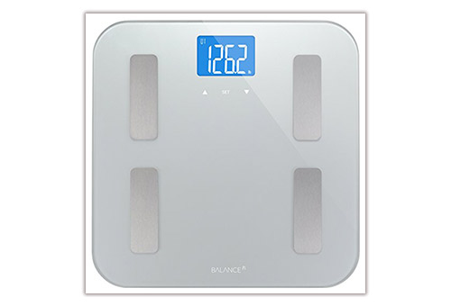 The Greater Goods Digital Body Fat Weight Scale by Balance