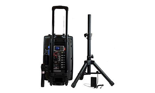 Hisonic Rechargeable Portable PA System