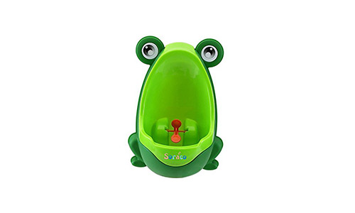 Soraco Cute Frog Boys Potty Toilet