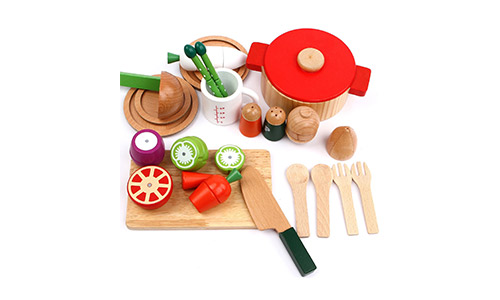 The Educational Kitchen Toy