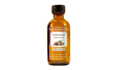 Cedarwood Oil by Fab Naturals