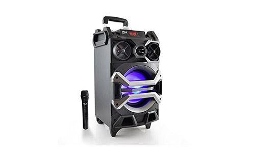 Pyle Outdoor Portable Karaoke Speaker System