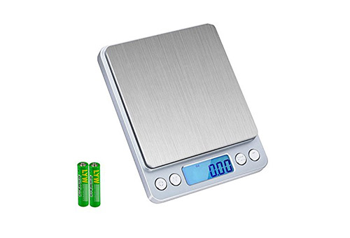 Digital Body Weight Scale by SKYROKU