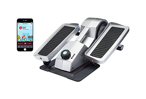 Cubii Pro Elliptical with Adjustable Resistance FitBit Sync and HealtKit
