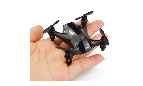 NiGHT LiONS TECH Mini Pocket Drone