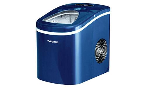 Igloo Portable Blue Ice Maker 26 lbs, ICE108