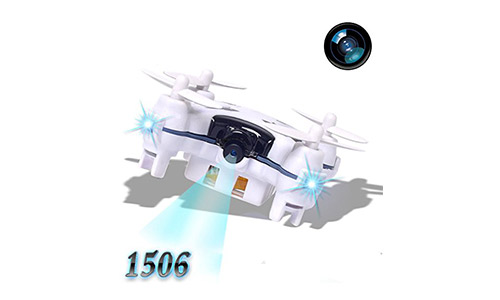 ABCsell Quadcopter Small Drone Helicopter