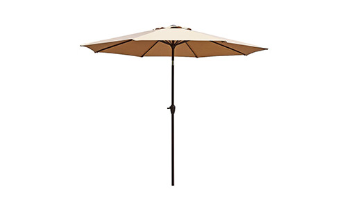 Le Papillon 9 ft Outdoor Patio Umbrella