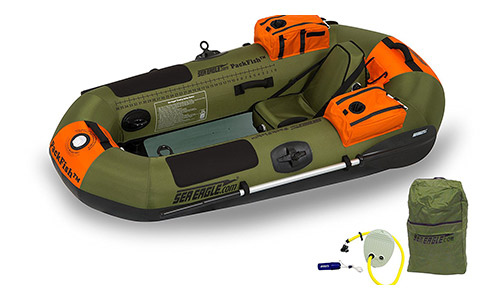 Sea Eagle PackFish Inflatable Boat