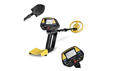INTEY Entry Level Metal Detector