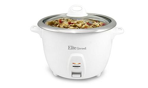 Elite Cuisine Professional Rice Cooker